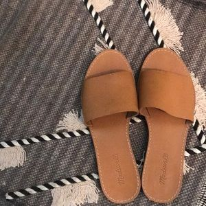 Madewell flat sandals